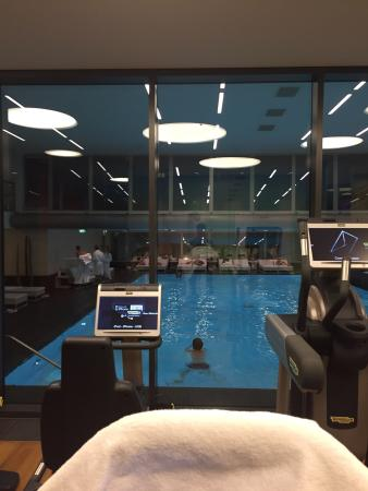 Fitness Center And Swimming Pool Picture Of Pullman Berlin Schweizerhof Berlin Tripadvisor
