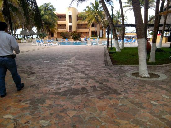 Hotel Reef Yucatan - All Inclusive & Convention Center: Piscina