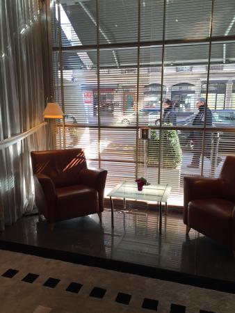 Hotel Auteuil - Manotel Geneva : Hall