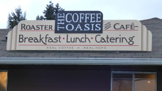 The Coffee Oasis
