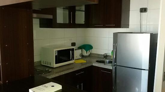 Torre Tagle, Departamentos Amoblados: Cozinha (apartamento 1319).