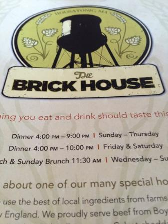 ‪The Brick House Pub‬