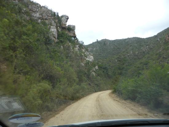 Prince Alfred Pass: another view