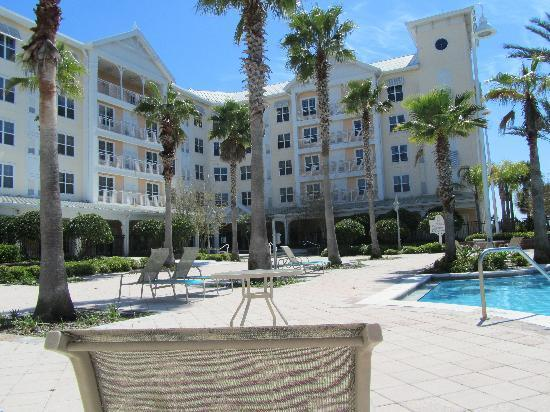 Monumental Hotel Orlando : Pool Area