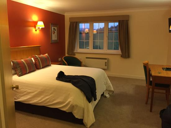 New Forest Lodge: room 9