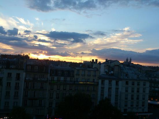 Grand Hotel de l'Europe : Vista do quarto