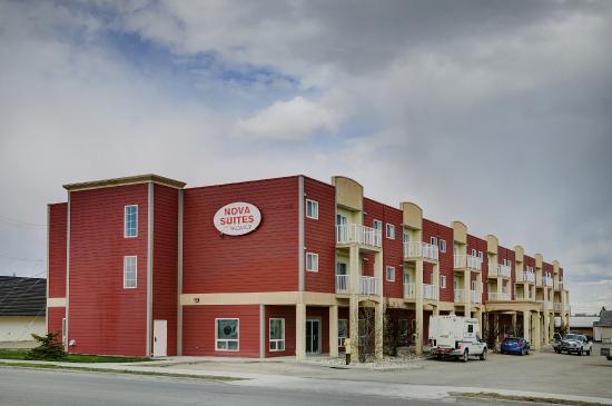 Nova Inn Edson : Exterior