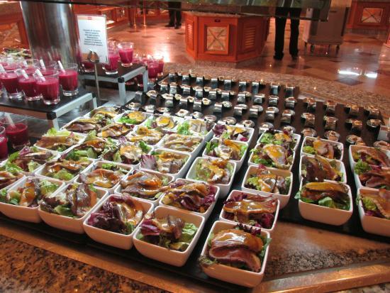 Hotel Riu Palace Maspalomas: Food