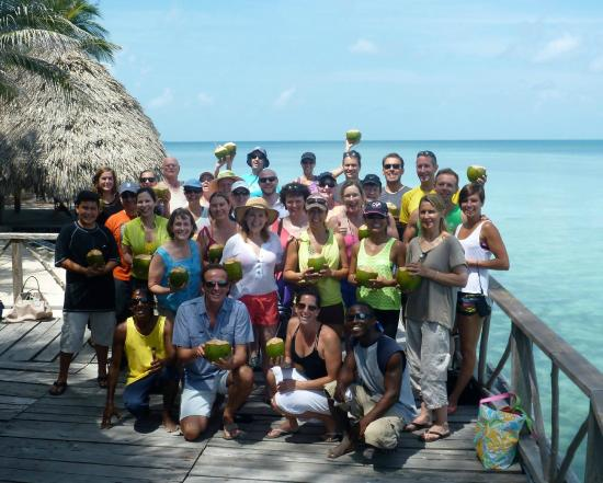 Thatch Caye, a Muy'Ono Resort : Amplified Island Adventurers (July 2014)
