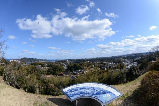 Nagoya Castle Ruins : 天守閣跡からの眺望