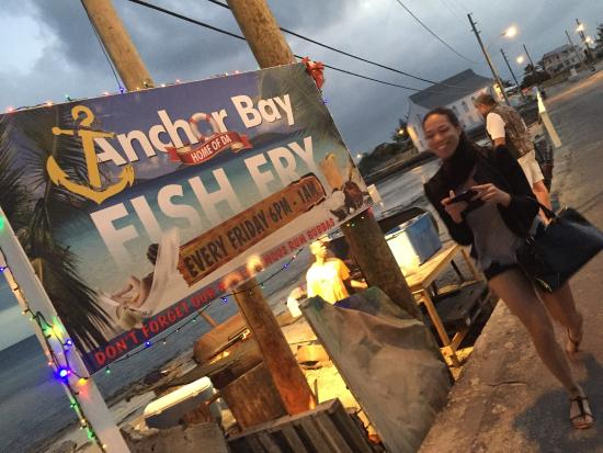 Anchor Bay Fish Fry: Ready for the party 🌟🌟🌟