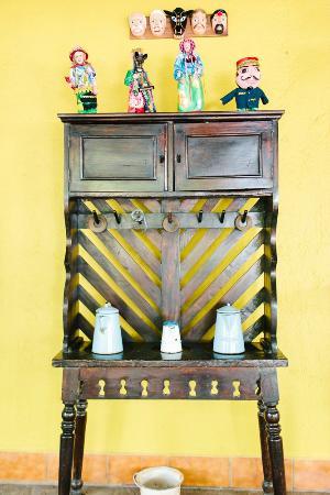 Hotel Hamacas: Nuestra decoracion