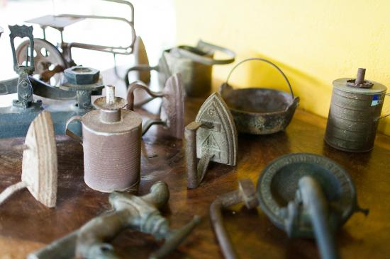 Hotel Hamacas: Antiguedades