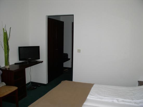 Alexander Hotel: В номере