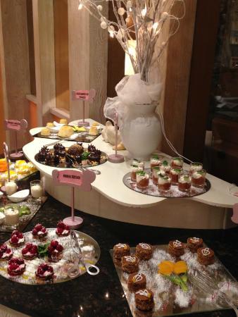 Sonnenhalde : Buffet dessert