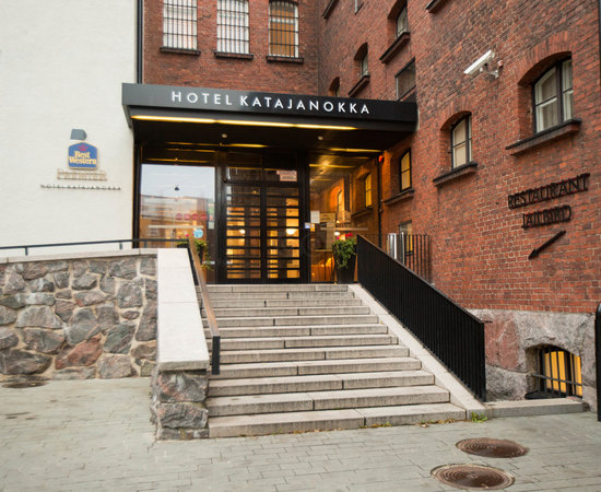 Photo of Hotel Hotel Katajanokka at Merikasarminkatu 1a, Helsinki 00160, Finland