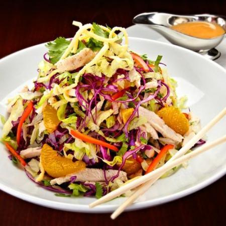 Duffy's Sports Grill: Healthy Options