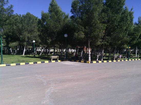 Sidi Bel Abbas, แอลจีเรีย: Aire de detente