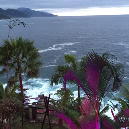Le Kliff: View