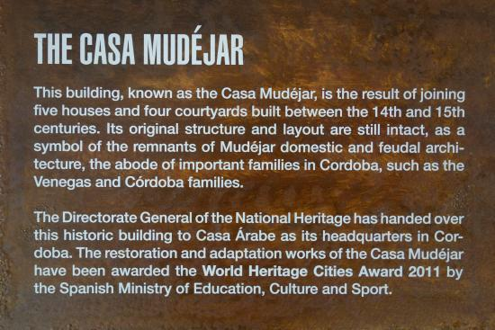 Casa Árabe: Casa Arabe, Córdoba
