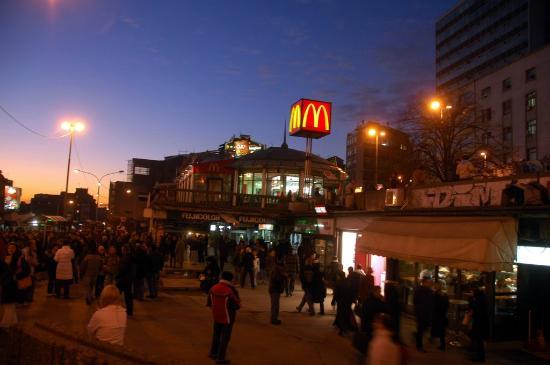 McDonald's Zeleni Venac