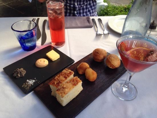 La Mouette Restaurant: Vor-vorspeise;)