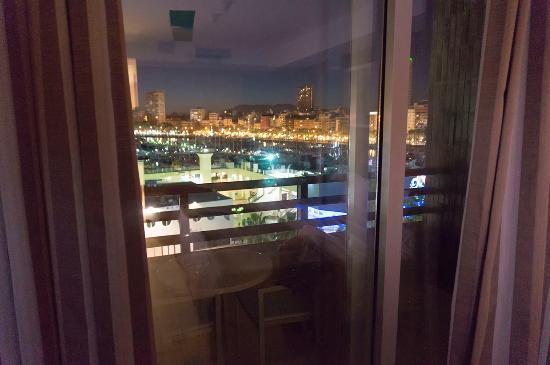 Hotel Spa Porta Maris & Suites del Mar: Vista desde la habitación