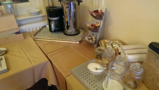 Gordon House Hotel : Breakfast..