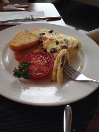 Alison Nelson's Chocolate Bar: Omelet
