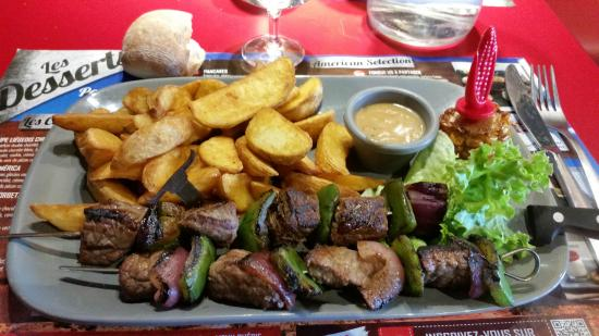 Vin de californie photo de buffalo grill saint paul les romans tripadvisor - Menu buffalo grill tarif ...
