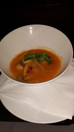 Chi : Sezchuan soup