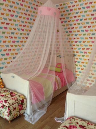 Vogue Hotel: Mini Club çocuk uyuma odası