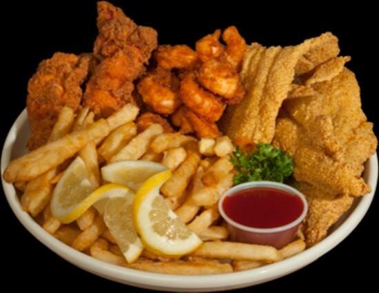 M m fish and chicken carryout llc picture of m and m for Fishers chicken and fish