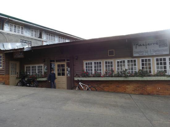 Masferre Country Inn and Restaurant : masferrè