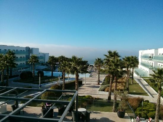 Hipotels Gran Conil & Spa: View from balcony