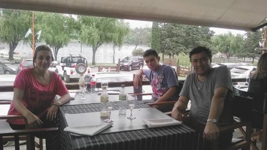 Pueblo Mio: El mejor almuerzo con una vista espectacular