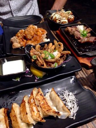 Japanese Gyoza Bar