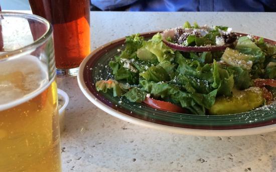 Nick and Nate's: Greek salad