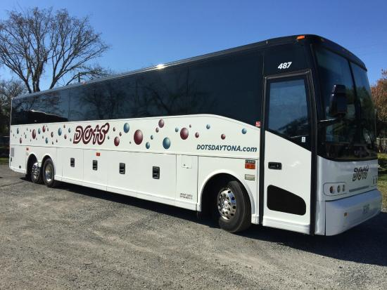 Dots Shuttles Charter Bus Services
