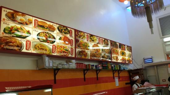 Termini Halaal Food