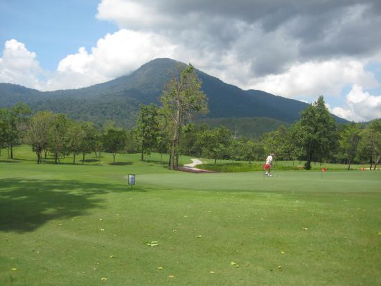Diana Dragon Apartment: golf course close by
