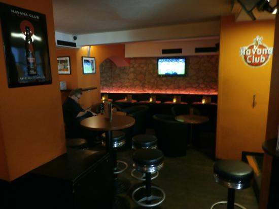 CP First Bar