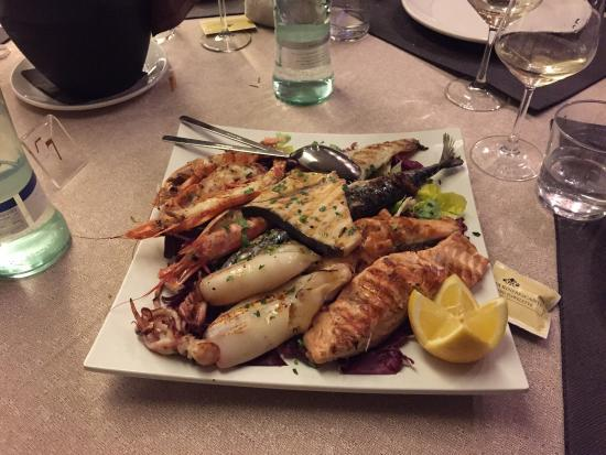 Merone Italy  city images : ... pranzo Picture of Ristorante Lago Paradiso, Merone TripAdvisor