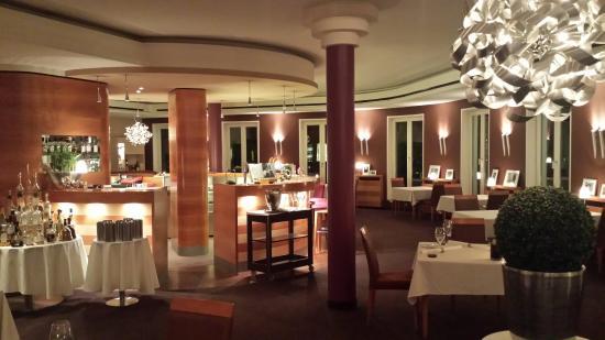Restaurant Balthasar: Restaurant from the entrance