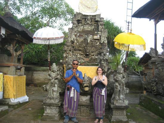 Ms  Julia - Pura Batuan - Picture of Bintang Bali Tour Packages