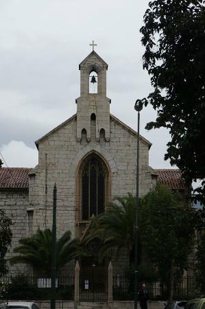 St Paul's Anglican (Episcopal) Church : The church.