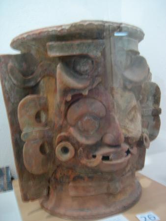 Museo de Arqueologia: 8 Mayan Pot from Nebaj Area