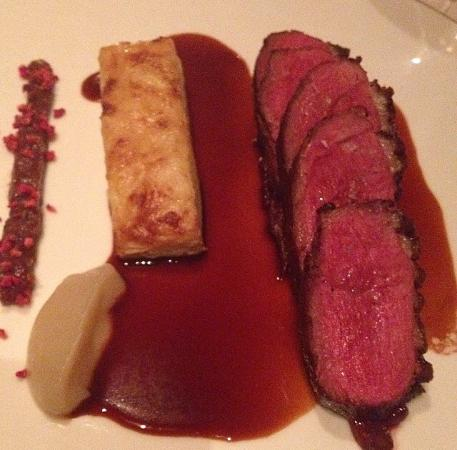 Plume at the Jefferson Hotel : Duck breast