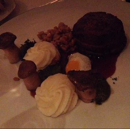 Plume at the Jefferson Hotel : Filet