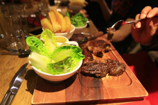 Mill House Hotel: fab steak you need to try it